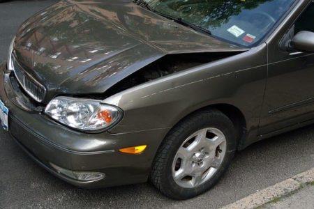 revendre voiture accidentée