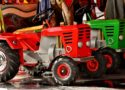 tracteur électrique enfant