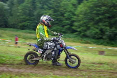 compétition pit bike