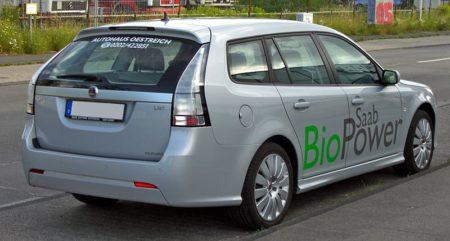 voiture compatible avec du super éthanol