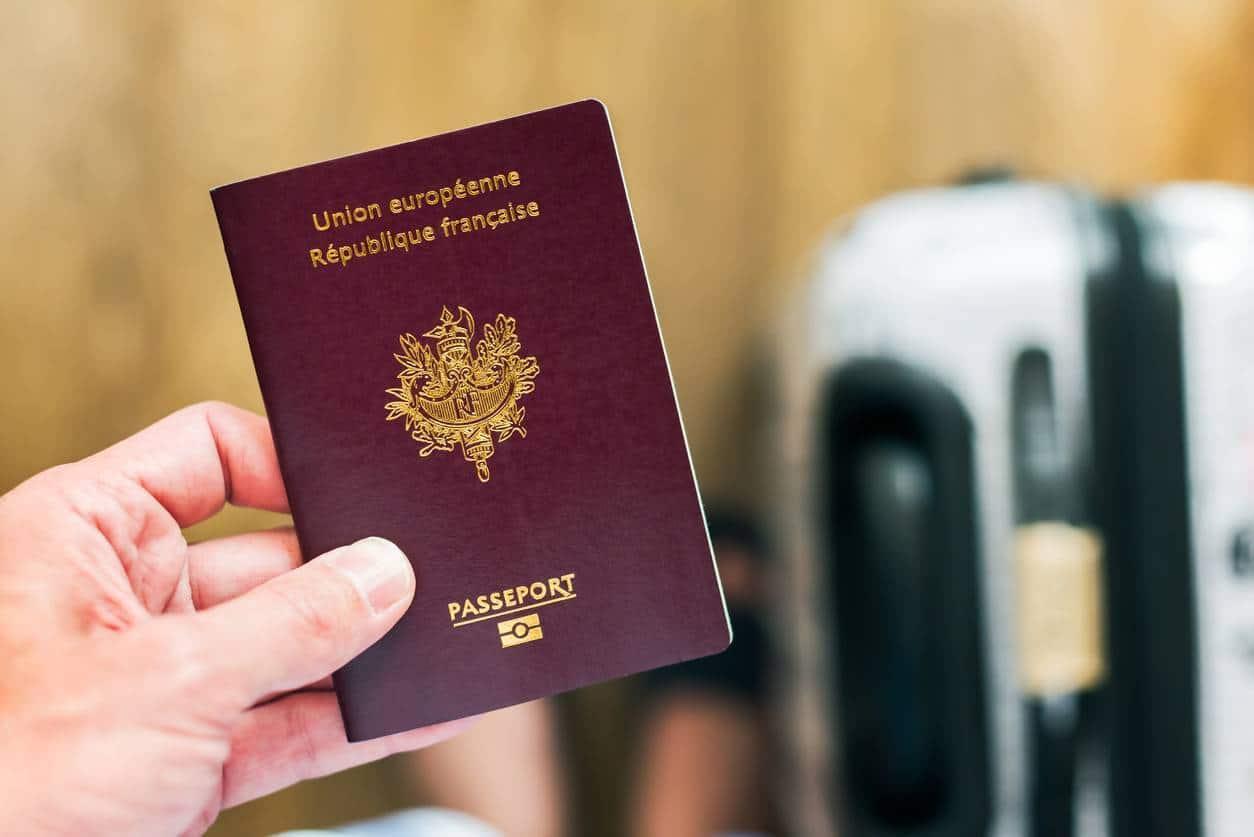 vol de passeport : que faire ?
