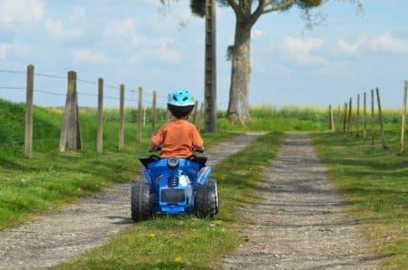 moto électrique enfant 3 ans